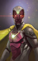 The Vision by ViceroyPhoenix