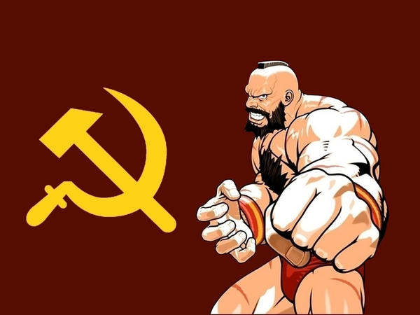 zangief wallpaper. Zangief by ~themightyjbowski on deviantART