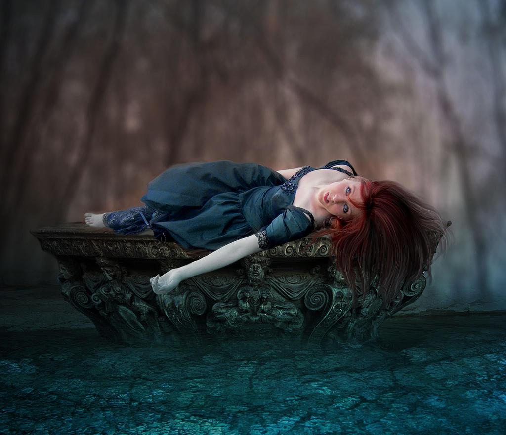 The awakening of loneliness by DeniseWorisch