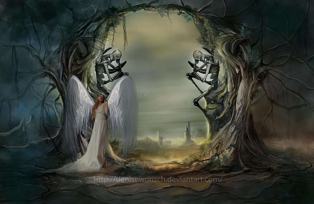 O Portal de Aphrodithe by DeniseWorisch