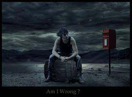 Am I Wrong by DeniseWorisch