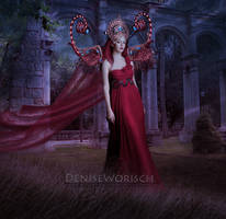 Priestess by DeniseWorisch