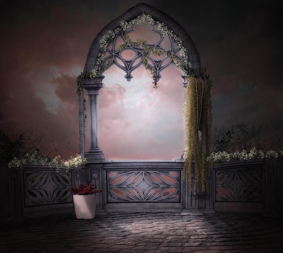 Gothic Garden By DeniseWorisch ...