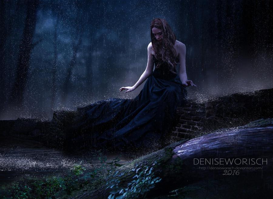 Raining by DeniseWorisch