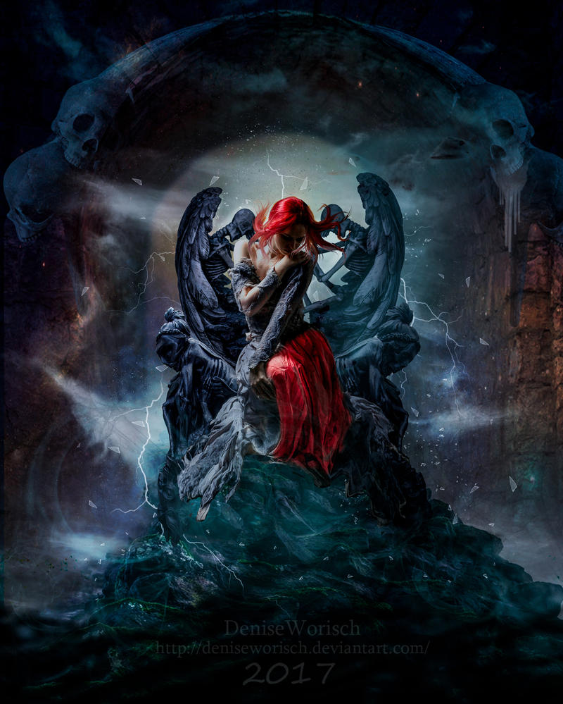 lady Storm by DeniseWorisch
