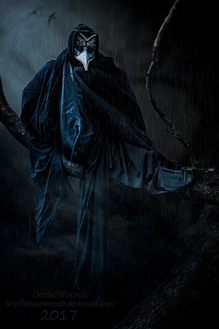 Crow by DeniseWorisch