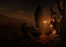 Witch by DeniseWorisch