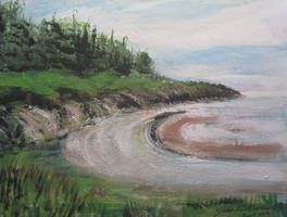 Rice Point PEI by PEISeaChange