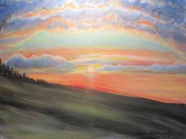 Desable Sunset by PEISeaChange