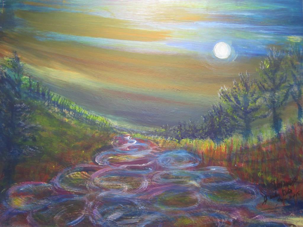 Magical Waters by PEISeaChange