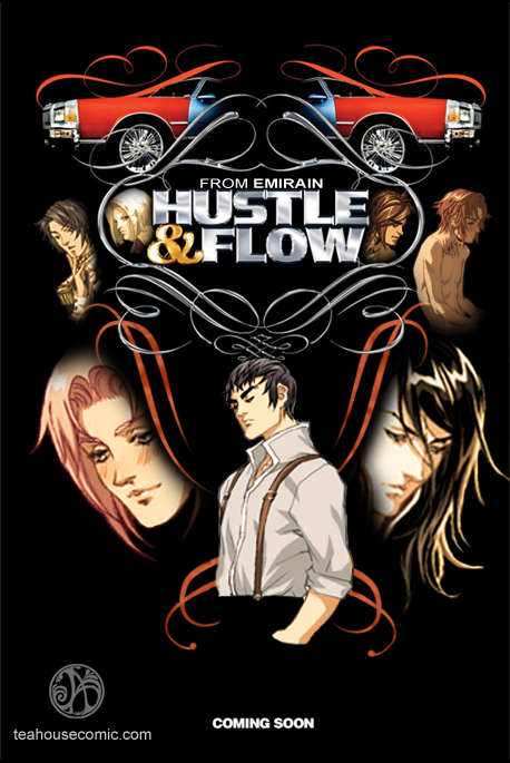 Teahouse Hustle n' Flow by coloradogirl86 on DeviantArt