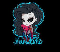 MarcelineChibi by BubbleSpeech