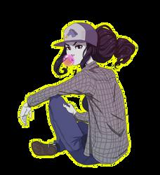 Marceline Bubblegum by BubbleSpeech