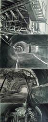 Tunnel by GrungeIndiani