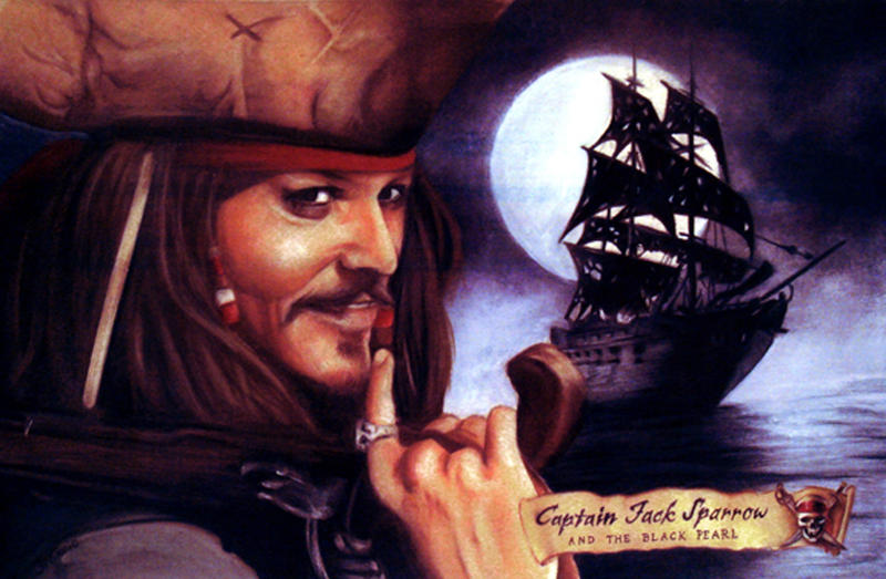 Captain jack sparrow by doom cookie on deviantart captain jack sparrow by doom cookie altavistaventures Image collections