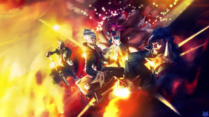 League of Legends - Academy Skins