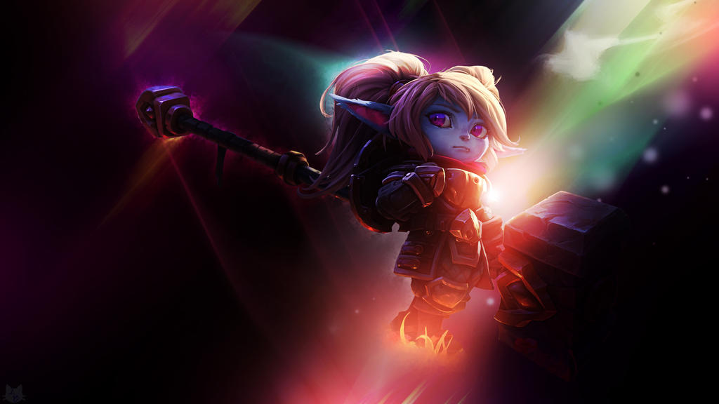 League Of Legends Poppy Wallpaper: Poppy By Sakura314 On DeviantArt