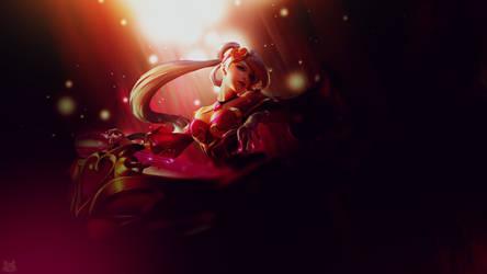 League of Legends - Sweetheart Sona by sakura314