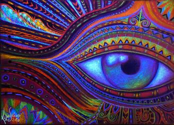 Cosmic Eye final by itokashi