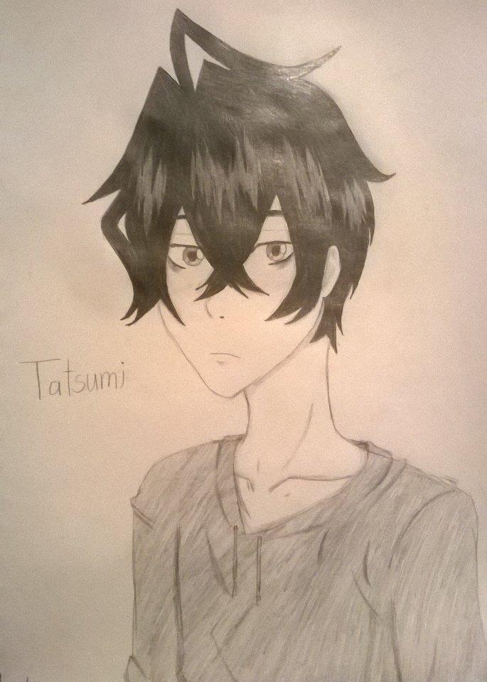 Tatsumi by AJadeS