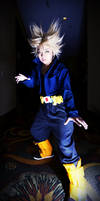 Future Trunks - Cosplay by NaomiMoonZ