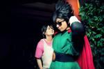 My Hero Videl and Gohan/Great Saiyaman