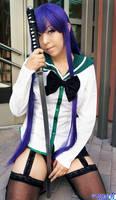 Saeko Busujima Cosplay