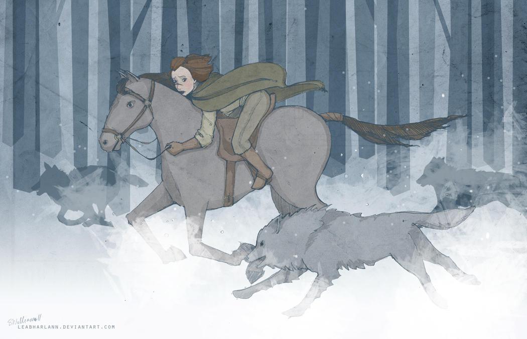Gray Wolf Throne - Canyon Run