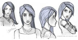 Daughter of Smoke and Bone - Karou