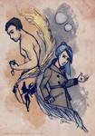 Daughter of Smoke and Bone - Akiva, Karou by leabharlann