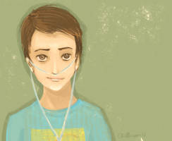 Fault in Our Stars - Hazel by leabharlann