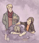 Hunger Games - Reviving Haymitch by leabharlann