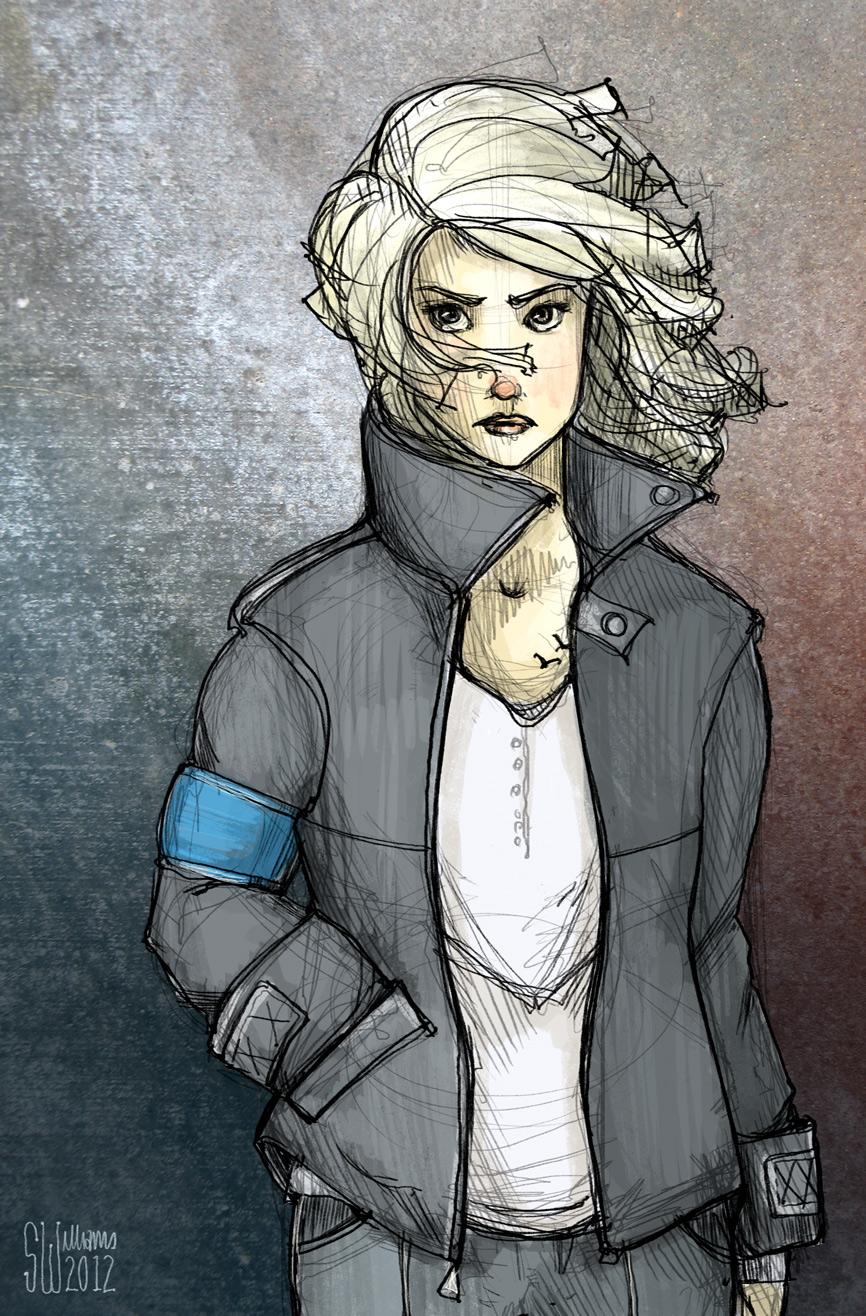 Insurgent - Tris by leabharlann