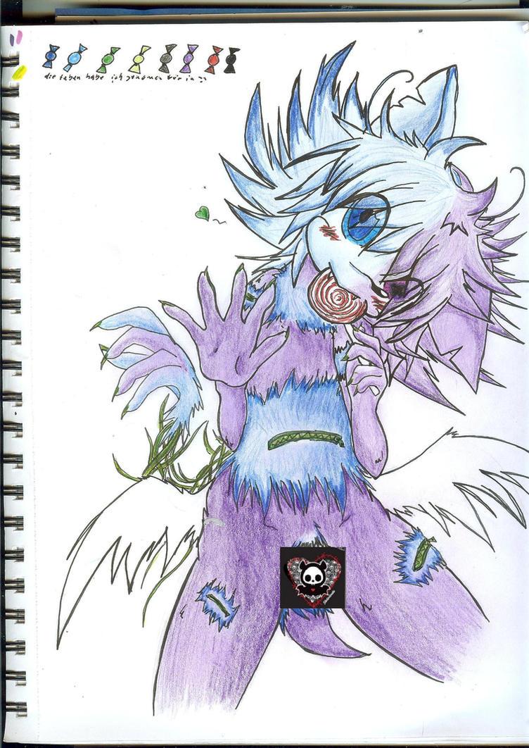 use und mepis kind by TwilighttheSpacehog