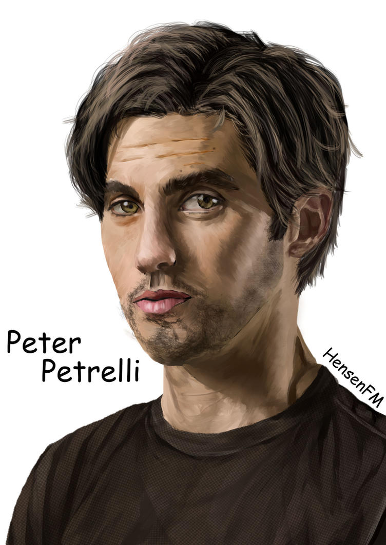 Peter Petrelli - Heroes by HensenFM