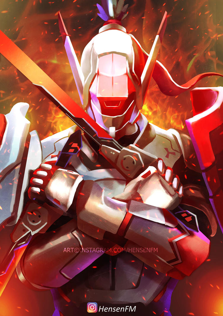 Saber Fullmetal Ronin Mobile Legends by HensenFM on DeviantArt