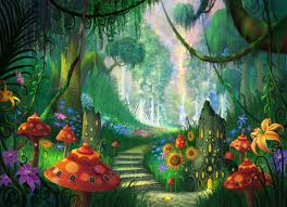 mystical world by malcolm13