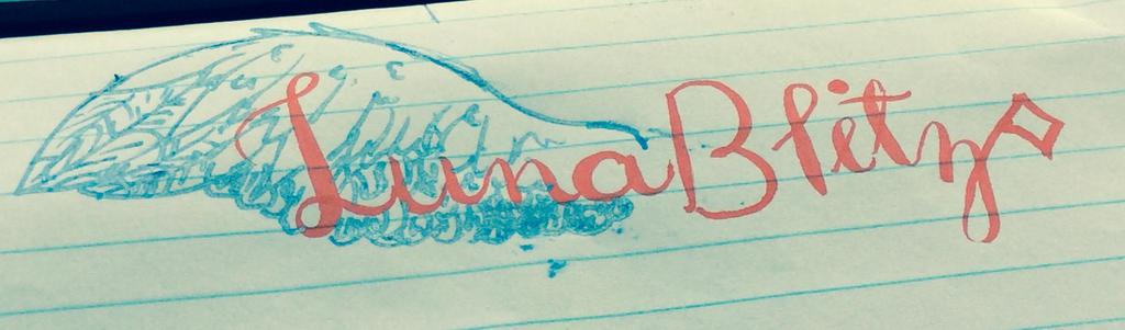 Hi, I'm LunaBlitz ^v^