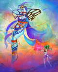 Terra vs Shiva by mileshendon
