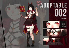 [OPEN]Adopt Auction 002 by FXNQBONK