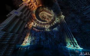 Cavern city 3 by haikuo