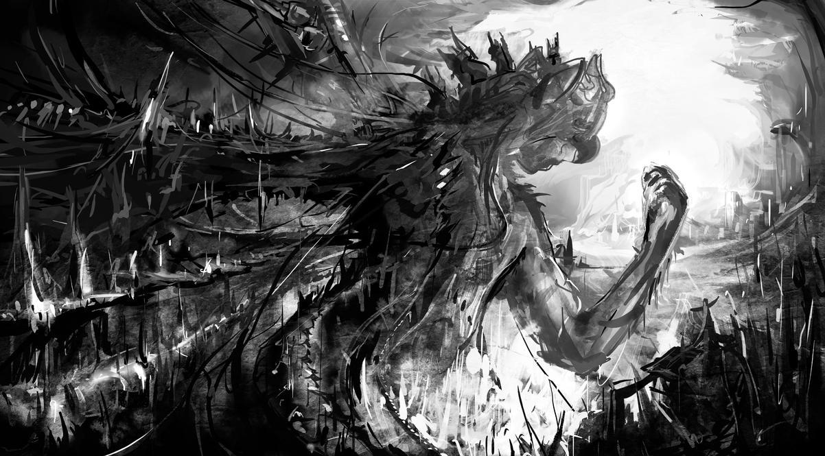 Cyberpunk practice drawing by haikuo on DeviantArt
