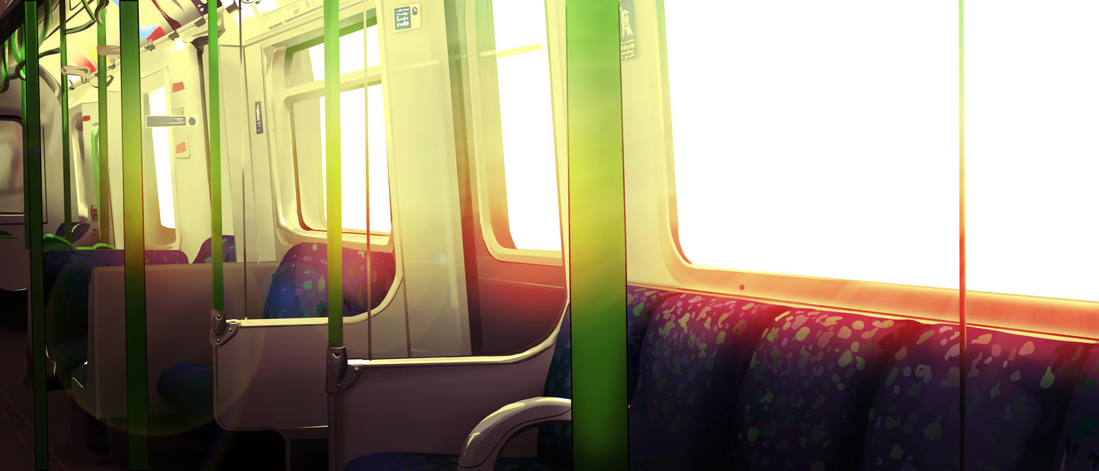 Riding Alone by haikuo