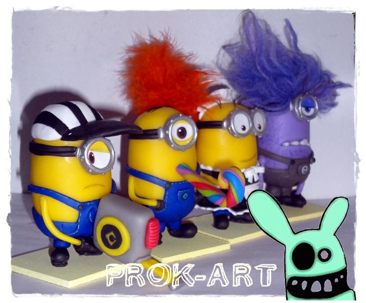 minions by prok-art