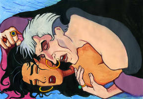 Frollo + Esmeralda Uncensored
