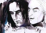 Snape and Lucius:  nowhere...