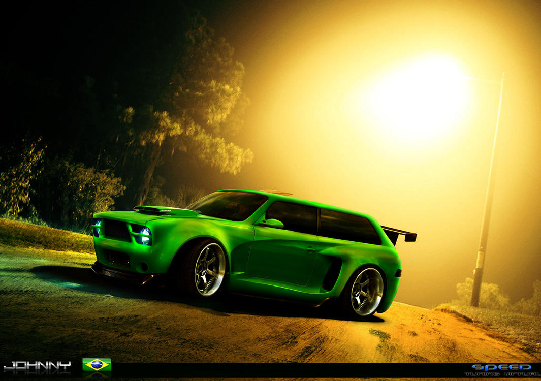brasilia Tuning by Johnny-Designer