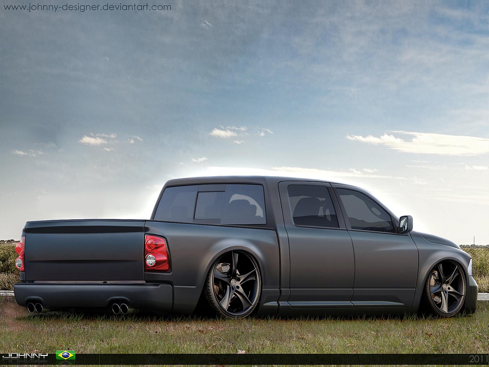 Dodge Ram 1500  Fosco by Johnny-Designer
