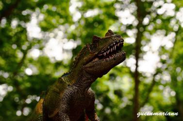 Jurassic Predator by queenmariann
