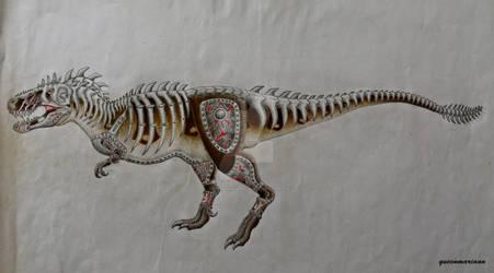 Machinosaurus T.rex